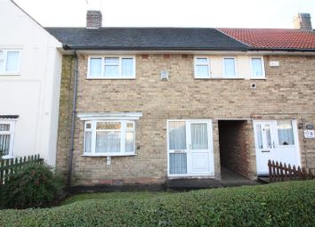Thumbnail 3 bed terraced house for sale in Leconfield Close, Hull