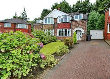 Thumbnail 3 bedroom semi-detached house for sale in Oaklands Drive, Prestwich, Manchester