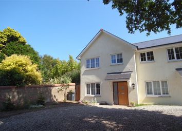 Thumbnail 2 bed semi-detached house to rent in Clarence Road, Budleigh Salterton