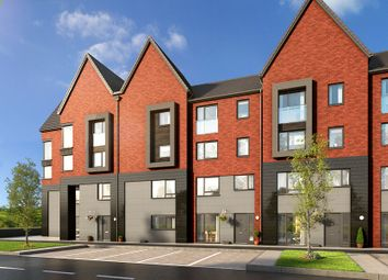 "Thumbnail 5 bedroom property for sale in ""The Newton At Upton Place, Northampton"" at Saxon Lane, Upton, Northampton"