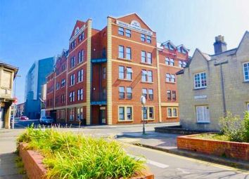 Thumbnail 2 bed flat for sale in Harding House, Harding Street, Swindon
