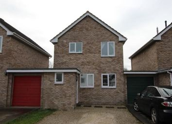 Thumbnail 3 bed detached house to rent in Pizey Close, Clevedon