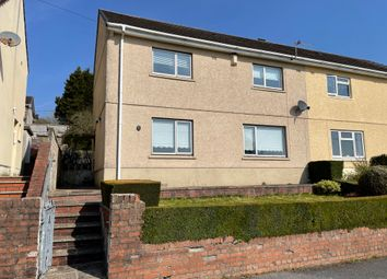 Thumbnail 3 bed semi-detached house for sale in Heol Llethryd, Pontyberem, Llanelli