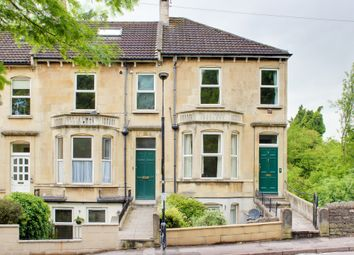 Thumbnail 1 bed flat to rent in Station Road, Lower Weston, Bath