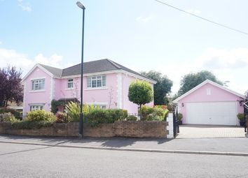 Thumbnail 4 bed detached house for sale in High Street, Nelson, Treharris