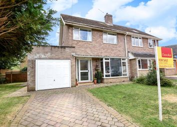 Thumbnail 3 bed semi-detached house for sale in Eynsham, West Oxford