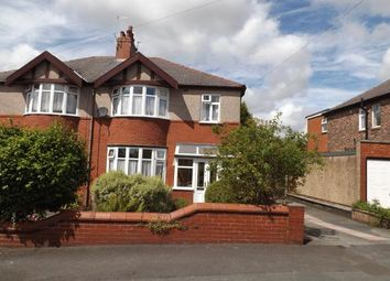 Thumbnail 3 bed semi-detached house for sale in Beech Avenue, Eccleston Park, Prescot, Merseyside