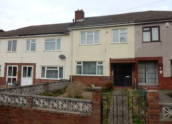 Thumbnail 3 bedroom terraced house for sale in Talbot Road, Knowle, Bristol