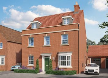 Thumbnail 5 bed detached house for sale in Foxhill, Northampton Road, Brackley