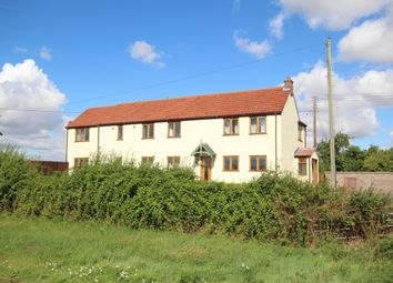 Thumbnail 4 bed detached house for sale in Lakewall, Westonzoyland, Bridgwater