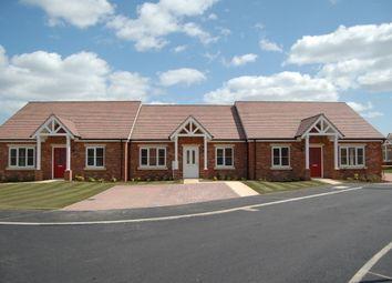 Thumbnail 2 bed terraced bungalow for sale in Alibone Close, Moulton, Northampton