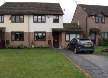 Thumbnail 3 bed property to rent in The Heathers, Barry