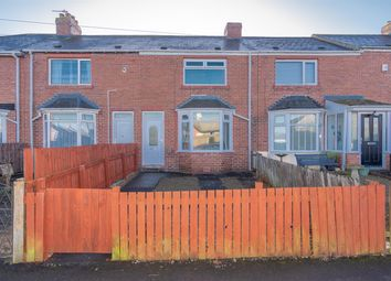 2 bed terraced house for sale in Park Avenue, Consett DH8