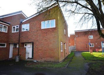 Thumbnail 3 bed end terrace house to rent in Faraday Close, Arborfield, Reading