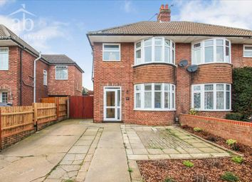 Thumbnail 3 bed semi-detached house for sale in Ashcroft Road, Ipswich