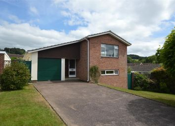 Thumbnail 3 bed detached house for sale in The Pines, Honiton, Devon