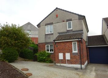Thumbnail 3 bed detached house for sale in Peppers Park Road, Liskeard, Cornwall
