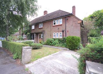 Thumbnail 3 bedroom semi-detached house for sale in The Crescent, Crazies Hill, Reading