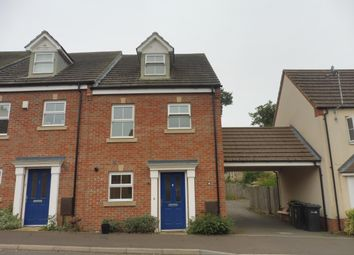 Thumbnail 3 bed terraced house to rent in Winnold Street, Downham Market