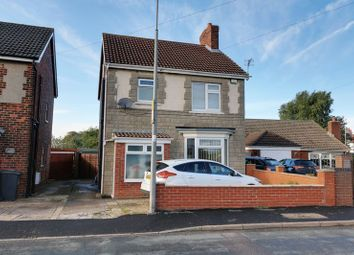Thumbnail 3 bed detached house for sale in High Street, Burringham, Scunthorpe