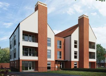 """Thumbnail 2 bedroom flat for sale in """"Wurthye Apartments Ff"""" at Andover Road North, Winchester"""