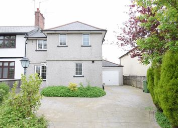 Thumbnail 4 bed end terrace house for sale in The Highway, Croesyceiliog, Cwmbran
