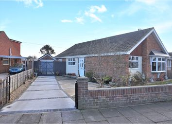 Thumbnail 3 bed detached bungalow for sale in Fillingham Crescent, Cleethorpes