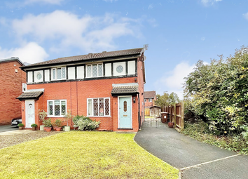 Thumbnail Semi-detached house for sale in Scholars Green, Preston