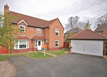 Thumbnail 4 bedroom detached house for sale in Wigeon Grove, Leegomery, Telford