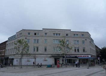 Thumbnail 1 bed flat to rent in Pearl House, 43 Princess Way, Swansea.