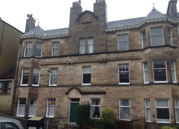 Thumbnail 3 bed flat to rent in Princes St, Stirling, Stirling