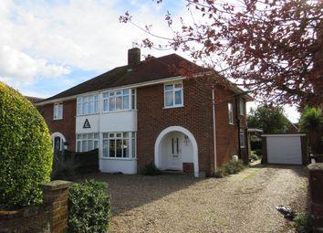 Thumbnail 3 bed semi-detached house for sale in Fifers Lane, Hellesdon, Norwich