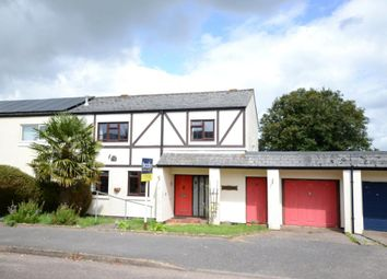 Thumbnail 4 bed semi-detached house for sale in Moorland Avenue, Denbury, Newton Abbot, Devon