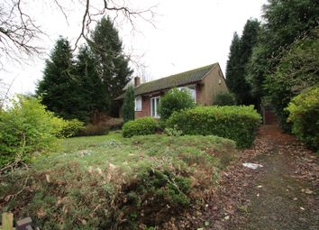 Thumbnail 2 bed bungalow for sale in Coton Road, Walton-On-Trent, Swadlincote