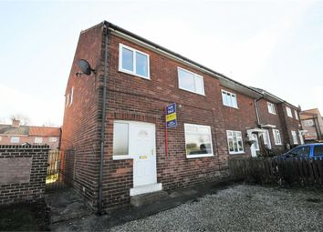 Thumbnail 3 bed end terrace house for sale in St Ives Place, Murton, Seaham, Durham
