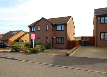 Thumbnail 3 bed semi-detached house for sale in 76, Locher Crescent, Houston, Johnstone