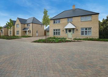 Thumbnail 4 bedroom detached house for sale in Alconbury Weald, Ermine Street, Alconbury, Huntingdon