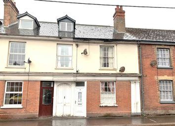 Thumbnail 3 bed terraced house for sale in Leat Street, Tiverton
