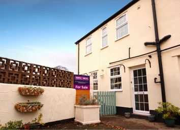 Thumbnail 3 bed end terrace house for sale in Ffynnon Court, Oswestry