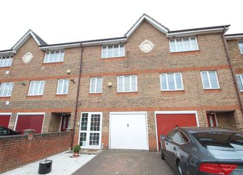 Thumbnail 4 bed terraced house for sale in Redbourne Drive, London