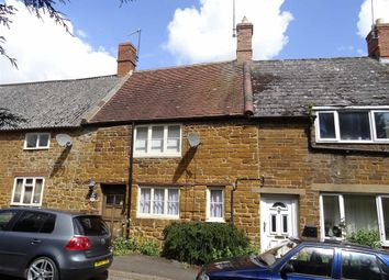 Thumbnail 2 bed terraced house for sale in High Street, Woodford Halse, Northants