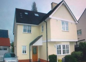 Thumbnail 5 bed detached house to rent in Post Office Cottages, Halstead Road, Eight Ash Green, Colchester, Essex