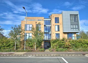 Thumbnail 2 bedroom flat to rent in Hackett House, Glebe Farm Drive, Trumpington