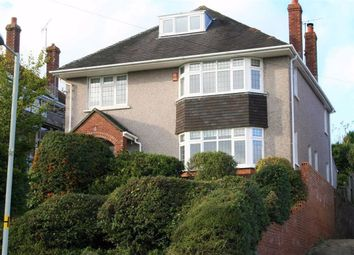 Thumbnail 5 bed detached house for sale in Rhyd Y Defaid Drive, Derwen Fawr, Swansea