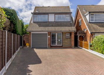 Thumbnail 4 bed detached house for sale in Asquith Gardens, Benfleet