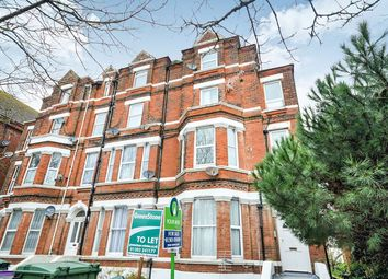 Thumbnail 1 bed flat for sale in Shorncliffe Road, Folkestone