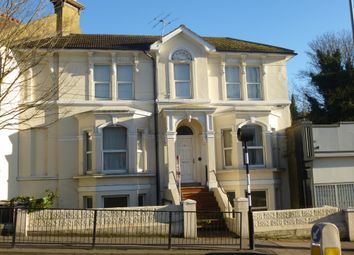 Thumbnail 2 bed flat to rent in Elphinstone Road, Hastings