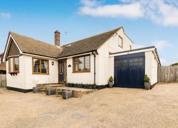 Thumbnail 4 bed detached bungalow for sale in Derringstone Hill, Barham, Canterbury