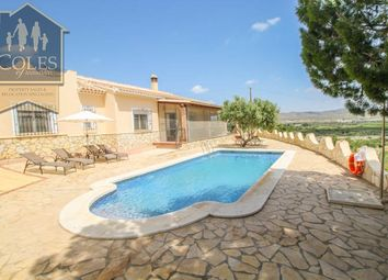 Thumbnail 3 bed villa for sale in Los Terreros, Arboleas, Almería, Andalusia, Spain