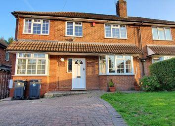 Thumbnail 5 bed semi-detached house for sale in Chamberlain Road, Kings Heath, Birmingham